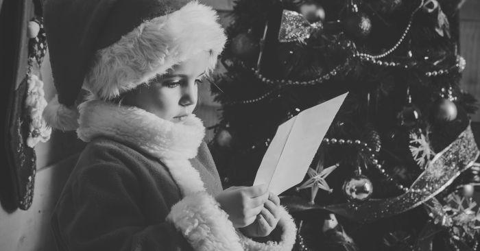 Gescheiden kerstdagen